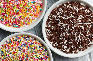 Sugar Strands & Sprinkles