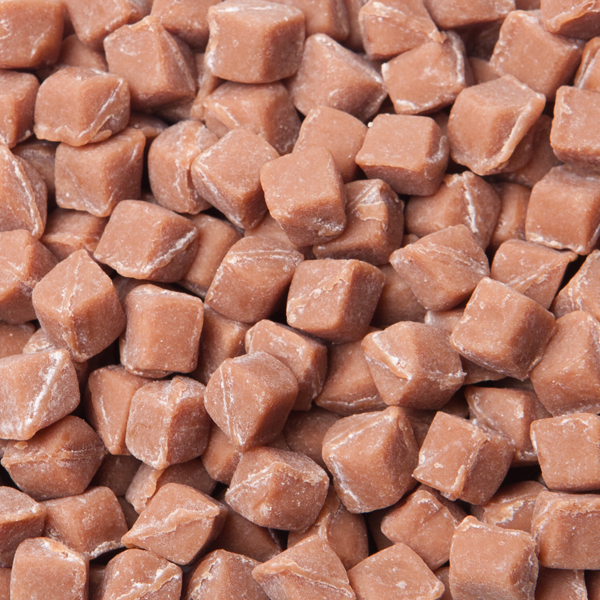 Fudge Cubes Chocolate