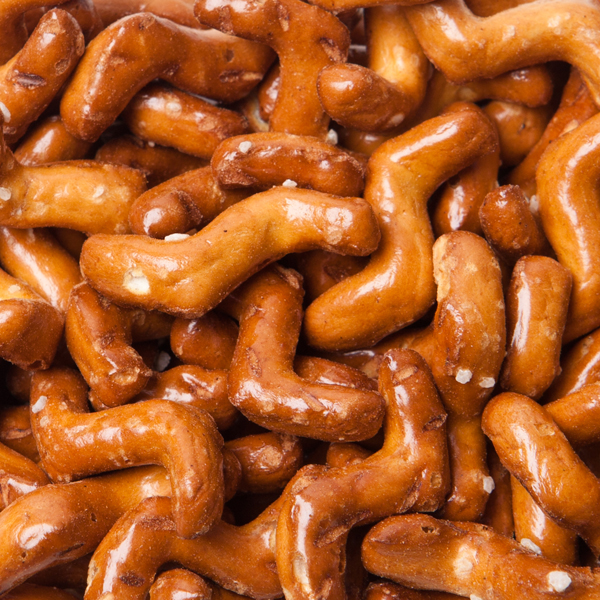 Mini Pretzel Sticks Salted